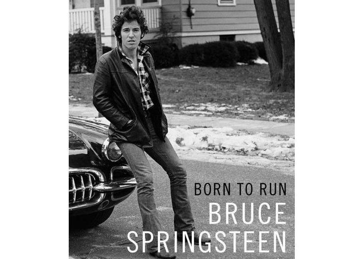 Bruce Springsteen, esce a settembre l'autobiografia 'Born to run' - COPERTINA