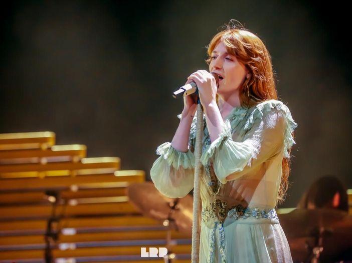 Florence and the Machine, una nuova canzone per chi lotta contro il Coronavirus