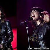 24 Gennaio 2012 - MediolanumForum - Assago (Mi) - Giorgia in concerto