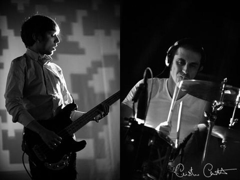 29 gennaio 2014 - Geoxino - Padova - I Cani in concerto