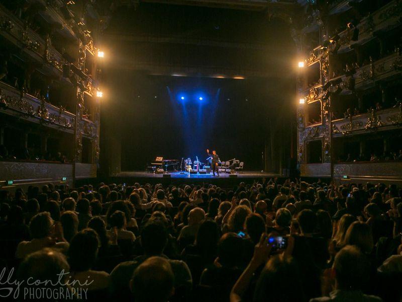 26 maggio 2018 - Teatro Regio - Parma - Jack Savoretti in concerto