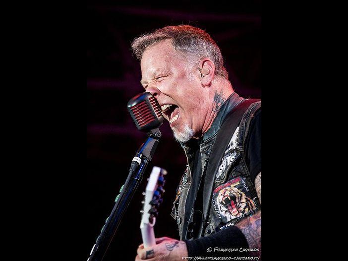 """I Metallica eseguono per la prima volta dal vivo """"Here Comes Revenge"""" - VIDEO"""