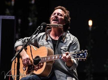 Eddie Vedder, canzoni per la colonna sonora del nuovo film di Sean Penn