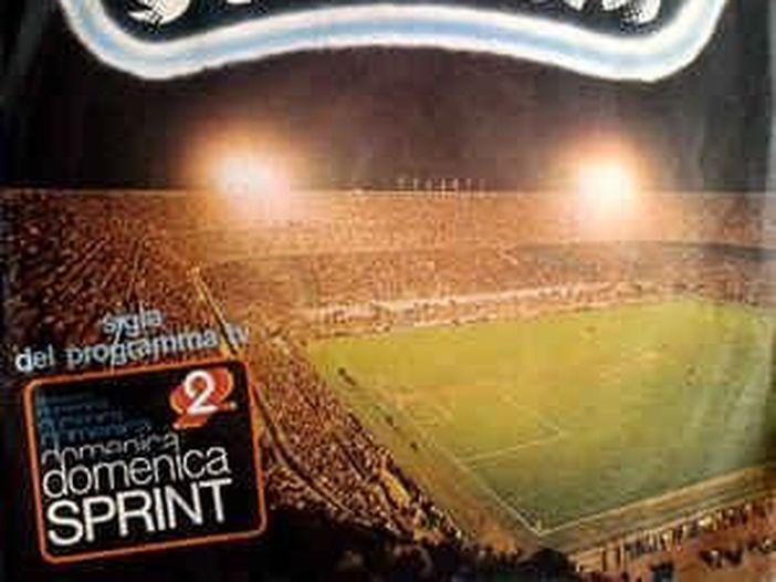 "Oscar Prudente, la storia di ""Stadium"" (sigla di ""Domenica sprint"")"