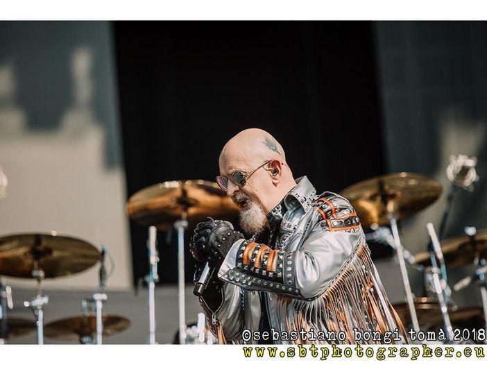 Arrestato il batterista dei Judas Priest