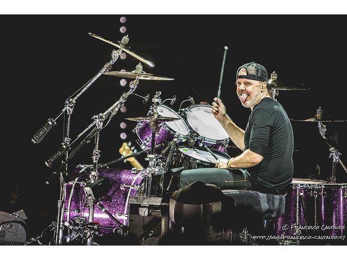Metallica, Lars Ulrich racconta il suo approccio alla batteria: 'Non sono mai stato interessato all'abilità'