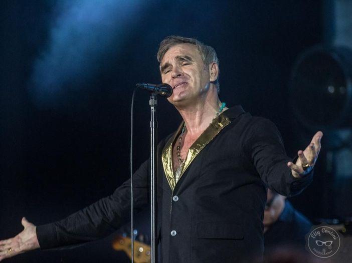 """Morrissey, questa la tracklist dell'album di cover """"California Son"""""""