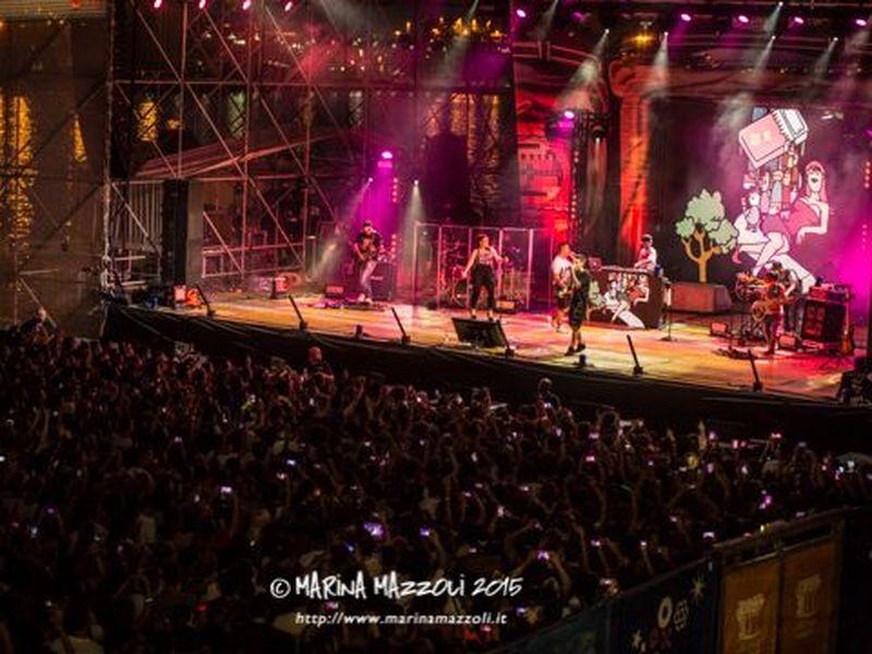 6 luglio 2015 - Goa Boa Festival - Porto Antico - Genova - Fedez in concerto