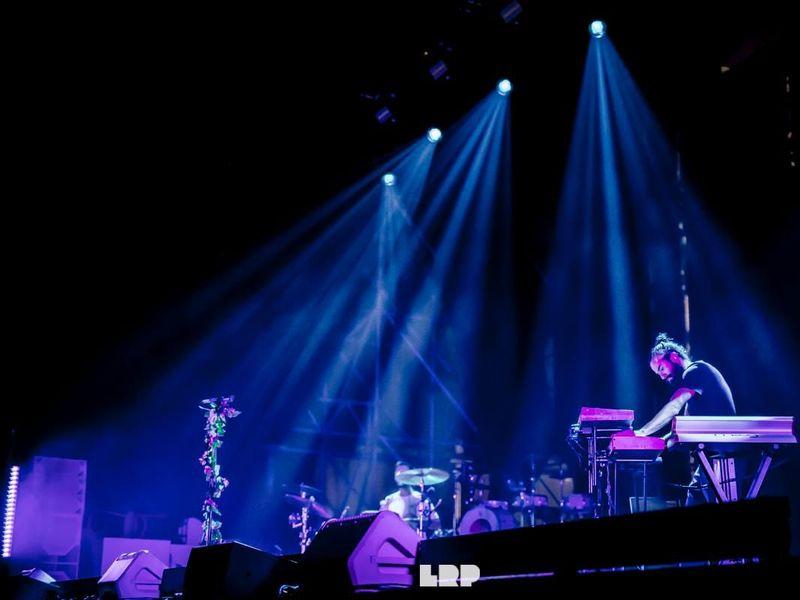 25 gennaio 2020 - Lorenzini District - Milano - Naaz in concerto
