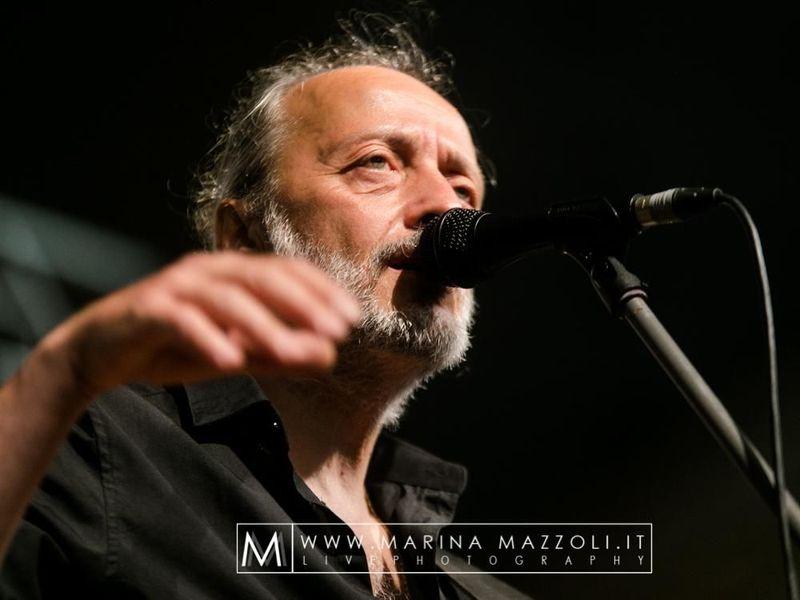 24 giugno 2017 - Lilith Festival - Genova - Cesare Basile in concerto