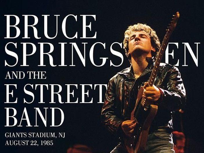 Quando Bruce Springsteen tornò a casa da eroe: il nuovo album dal vivo