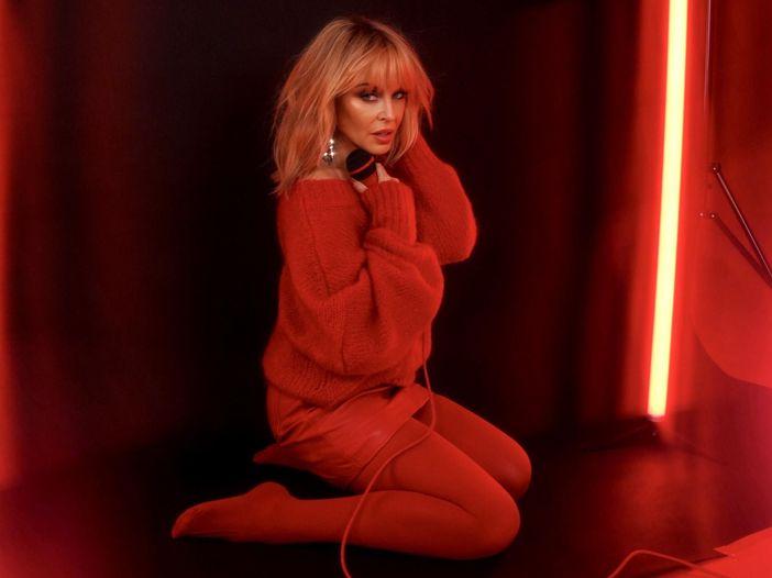 Kylie Minogue, a novembre l'unica data italiana del nuovo tour