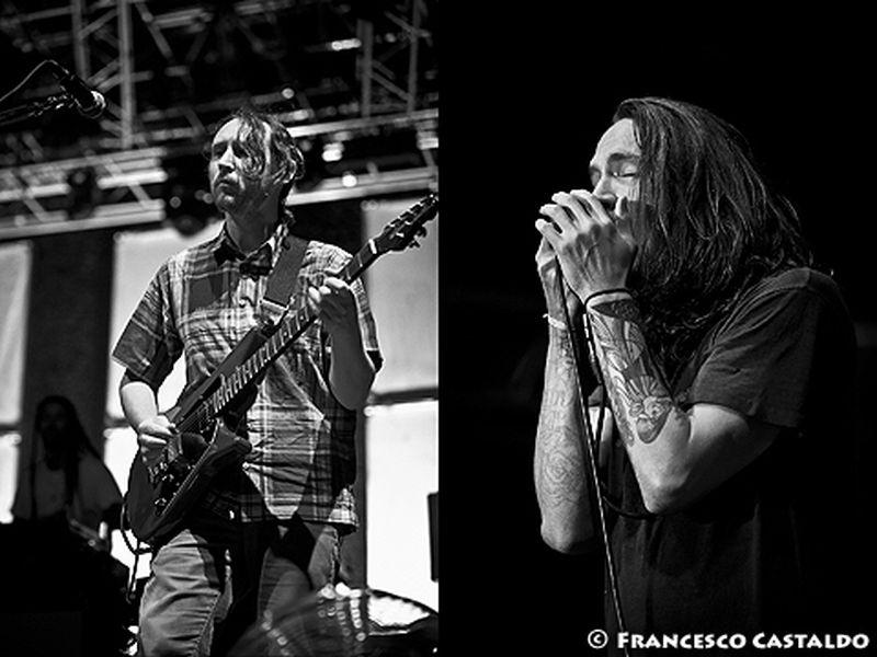 26 giugno 2012 - 10 Giorni Suonati - Castello - Vigevano (Pv) - Incubus in concerto