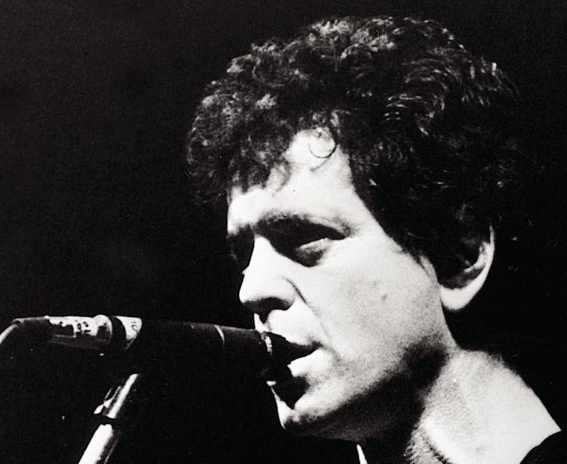 L'amara poetica di Lou Reed