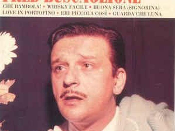 Fred Buscaglione morì il 3 febbraio 1960. Questo il suo testamento musicale