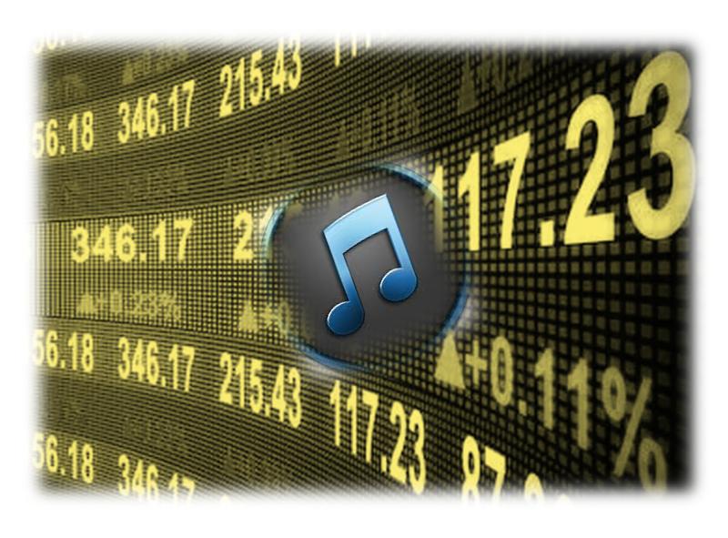 Musica e listini: discografia poco mossa, Spotify scatta in alto