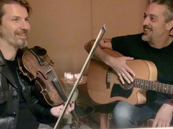 Alla ricerca di Nick Drake con Roberto Angelini e Rodrigo D'Erasmo