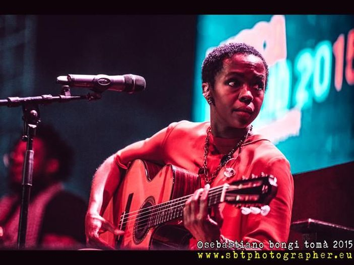 Lauryn Hill a Lucca: il report del concerto