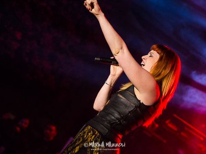 Noemi, il 'Made in London tour' a Roma: live report