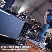 19 giugno 2012 - Circolo Magnolia - Segrate (Mi) - Gallows in concerto