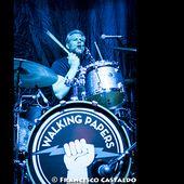 6 dicembre 2013 - Live Club - Trezzo sull'Adda (Mi) - Walking Papers in concerto