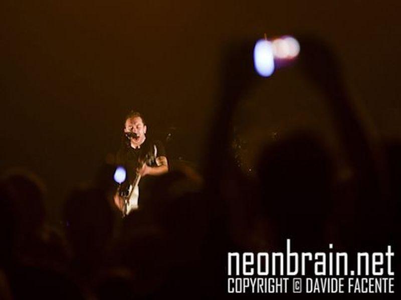 15 Novembre 2011 - Atlantico Live - Roma - Rise Against in concerto