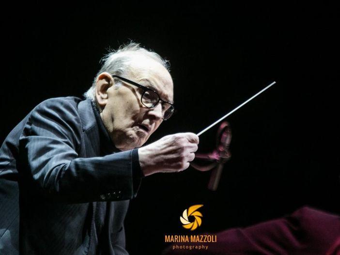 Concerti, Ennio Morricone: si aggiunge un'altra data a Roma