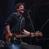 20 luglio 2019 - Rock in Roma - Ippodromo delle Capannelle - Roma - Ministri in concerto