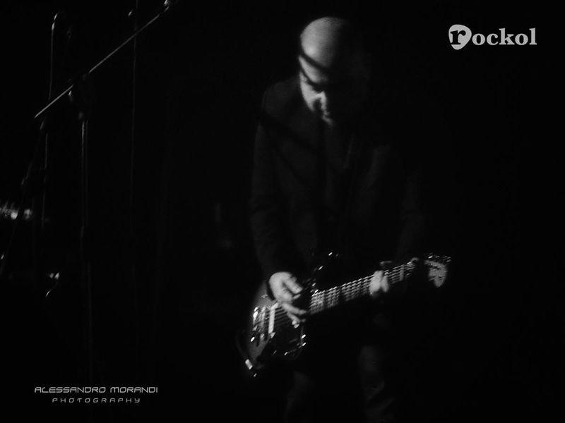 23 gennaio 2019 - Spazio Alfieri - Firenze - Mauro 'Teho' Teardo in concerto