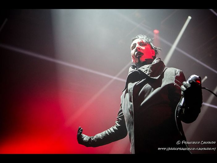 Marilyn Manson, killer al cinema, lavora anche a un film con Billy Corgan degli Smashing Pumpkins