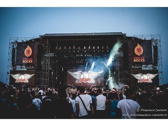 Aerosmith, si ricomicia con un tour nordamericano