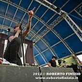 13 giugno 2012 - Rock in IdRho 2012 - Carroponte - Sesto San Giovanni (Mi) - Billy Talent in concerto