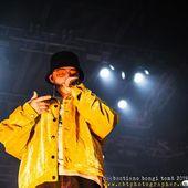 10 marzo 2019 - MandelaForum - Firenze - Salmo in concerto