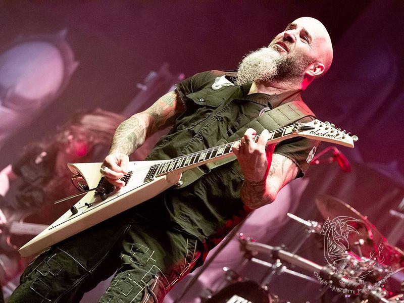 20 novembre 2018 - Mediolanum Forum - Assago (Mi) - Anthrax in concerto