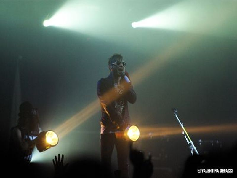 22 Marzo 2010 - PalaSharp - Milano - 30 Seconds to Mars in concerto