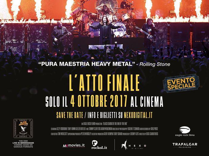 Black Sabbath: tour e (forse) album di addio rimandati al 2016