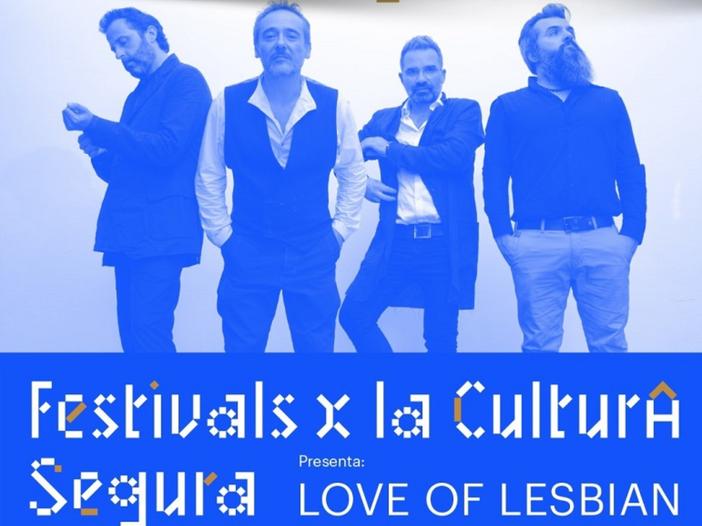 Mascherina e rock'n'roll: a Barcellona in 5.000 a un concerto