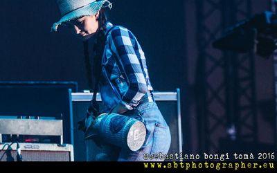 16 luglio 2016 - Lucca Summer Festival - Piazza Napoleone - Lucca - Neil Young in concerto