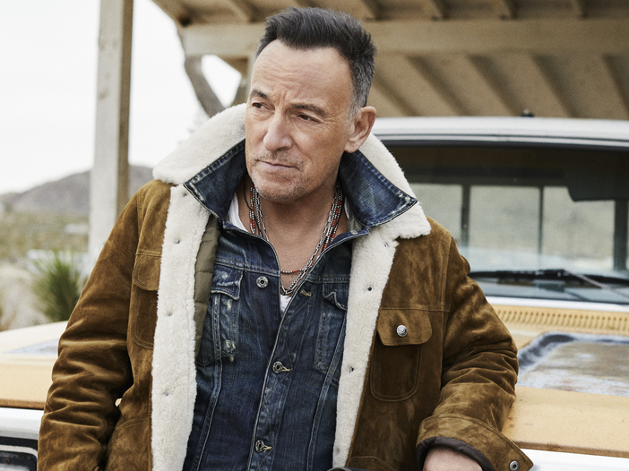 """Bruce Springsteen: ascolta la nuova canzone """"There Goes My Miracle"""""""