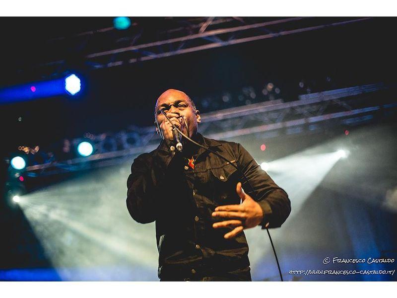 26 gennaio 2017 - Live Club - Trezzo sull'Adda (Mi) - Burn in concerto
