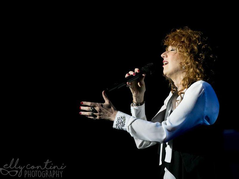 11 maggio 2017 - Teatro Regio - Parma - Fiorella Mannoia in concerto