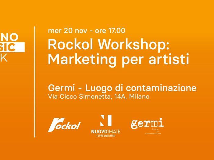 Milano Music Week, mercoledì 20: Piotta e Nuova IMAIE spiegano il marketing da Rockol/Germi
