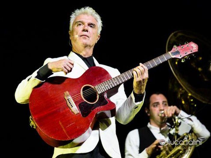 David Byrne nega qualsiasi reunion dei Talking Heads