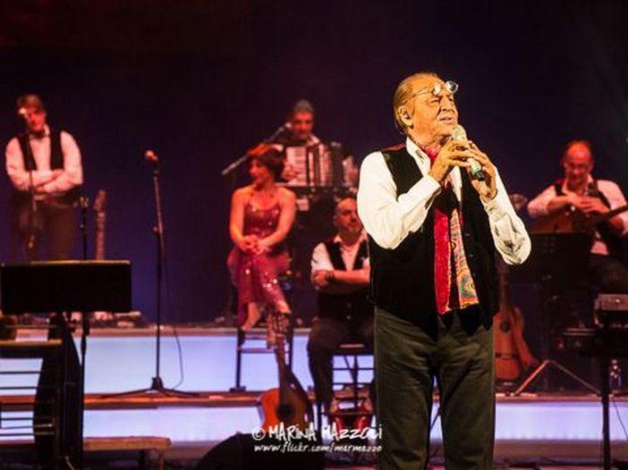 Concerti, Lucca Summer Festival: ci sarà anche Renzo Arbore