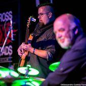 5 maggio 2018 - Crossroads - Roma - Peter Erskine in concerto