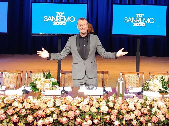 Sanremo 2020, Monica Bellucci dà forfait