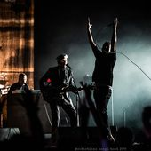 20 luglio 2019 - Lucca Summer Festival - Piazza Napoleone - Lucca - The Good The Bad And The Queen in concerto