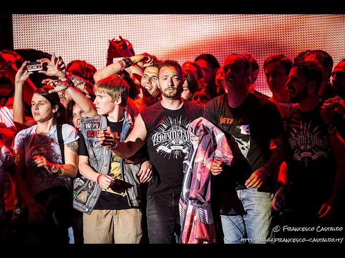 Foto esclusive dei Metallica in studio sul sito del loro club