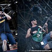 22 giugno 2012 - Gods of Metal 2012 - Arena Concerti Fiera - Rho (Mi) - Killswitch Engage in concerto