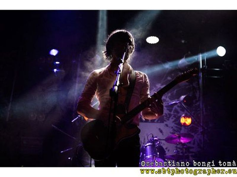 4 ottobre 2014 - The Cage Theatre - Livorno - Marlene Kuntz in concerto